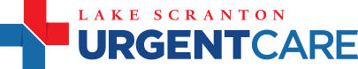 lake scranton urgent care logo